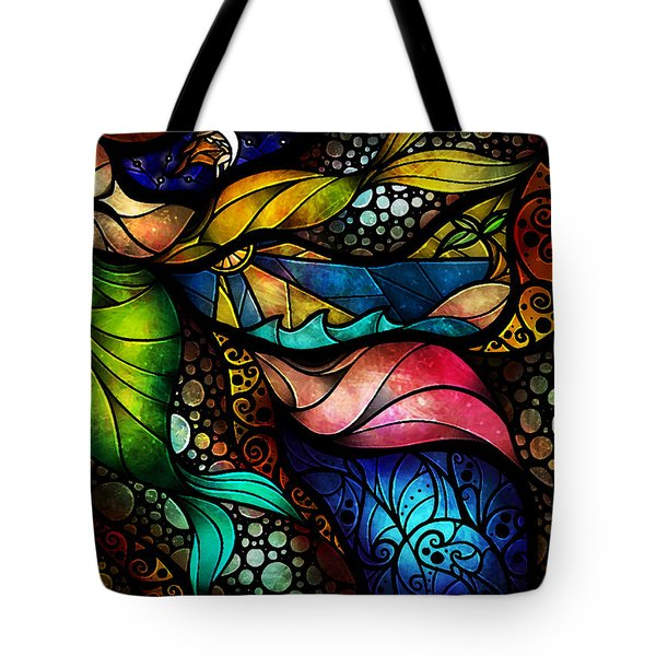 The Place Between Sleep And Awake Tote Bag