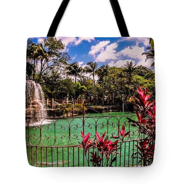 The Place To Relax Tote Bag by Zina Stromberg