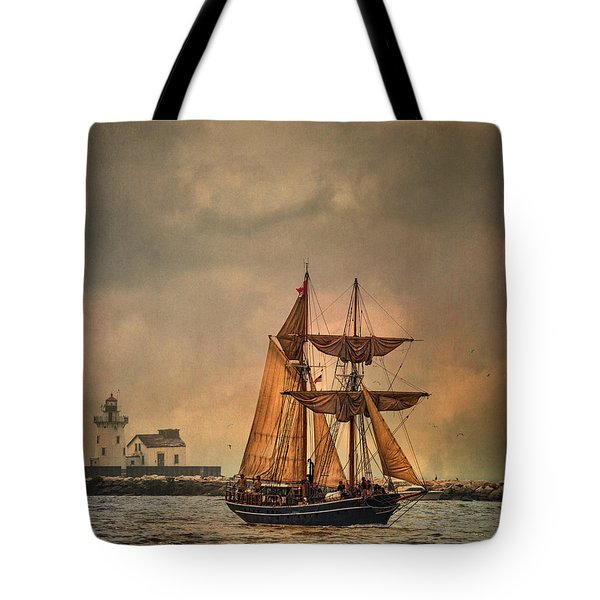 The Playfair Tote Bag