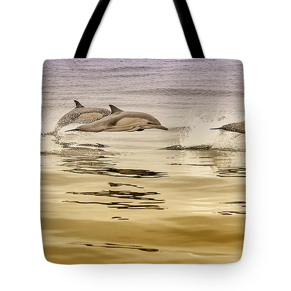 The Pod Tote Bag by David Millenheft