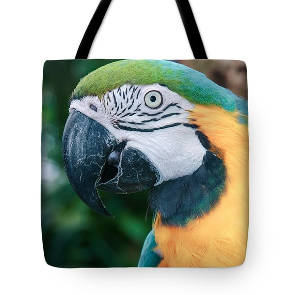 The Poetry Of Nature Tote Bag by Sharon Mau
