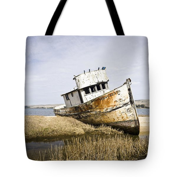 The Point Reyes Tote Bag by Priya Ghose