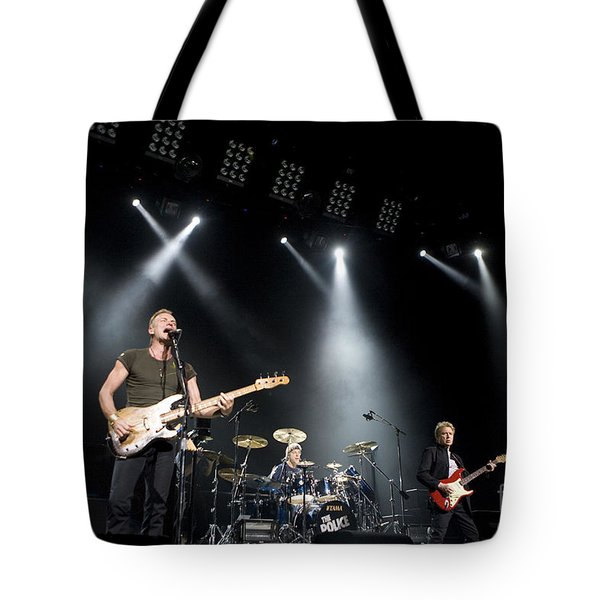 The Police Tote Bag