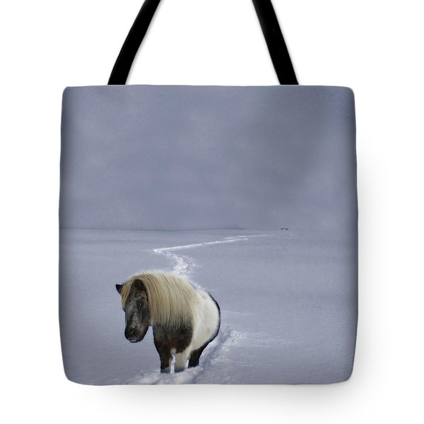 The Ponys Trail Tote Bag