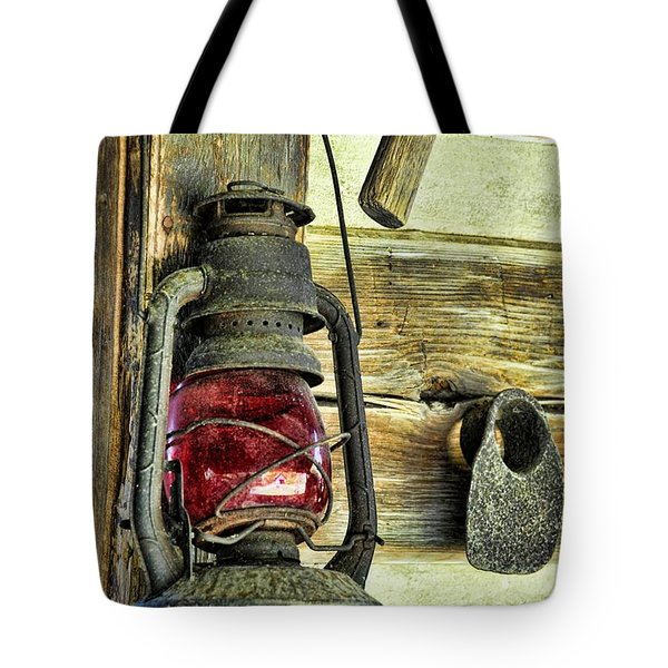 The Porch Light Tote Bag by Jan Amiss Photography