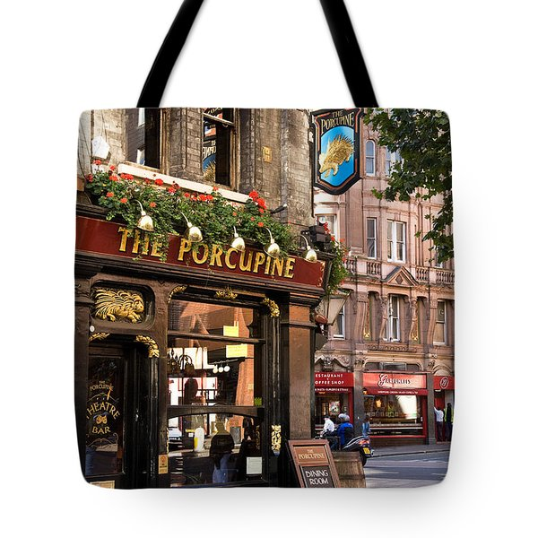 The Porcupine Tote Bag
