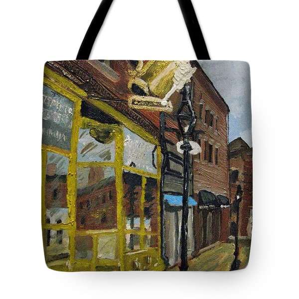 The Portsmouth Brewery Tote Bag