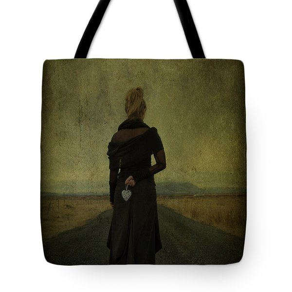 The Power Of Goodbye Tote Bag