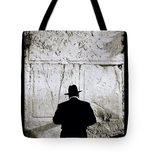 Inspirational Prayer Tote Bag