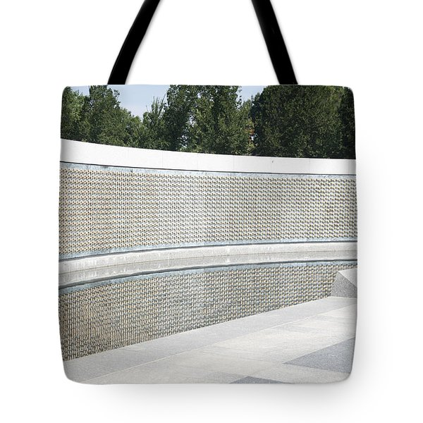 Tote Bag featuring the photograph The Price Of Freedom by Carol Lynn Coronios
