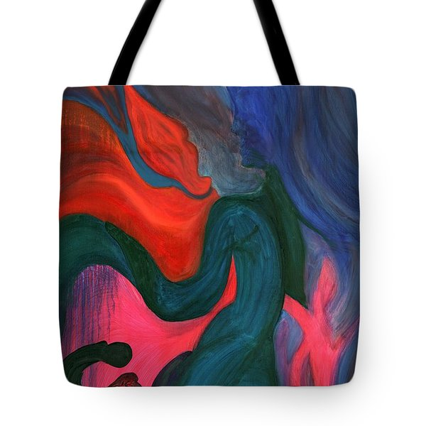 The Prince And The Dragons Tote Bag