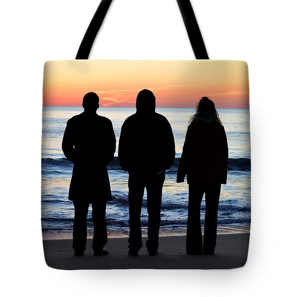 The Promise Of A New Day Tote Bag