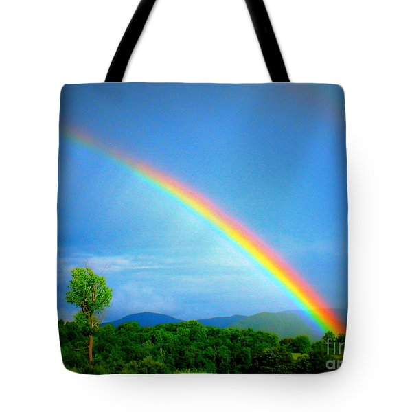 The Promise Tote Bag by Patti Whitten
