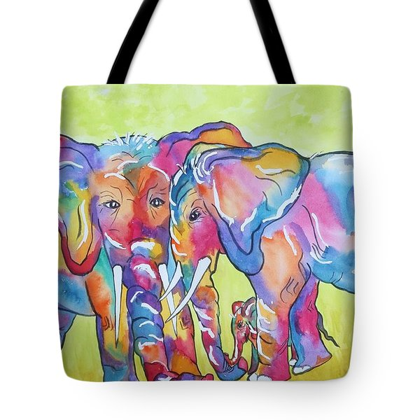 The Protectors Tote Bag