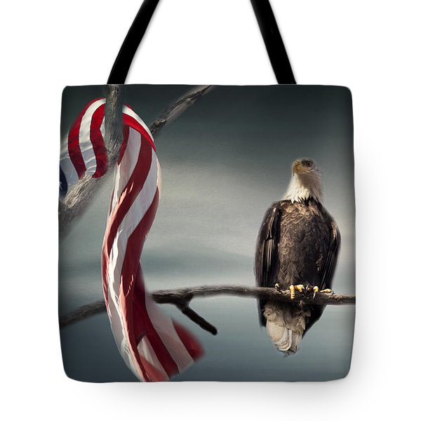 The Proud One Tote Bag