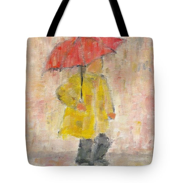 The Puddle Tote Bag