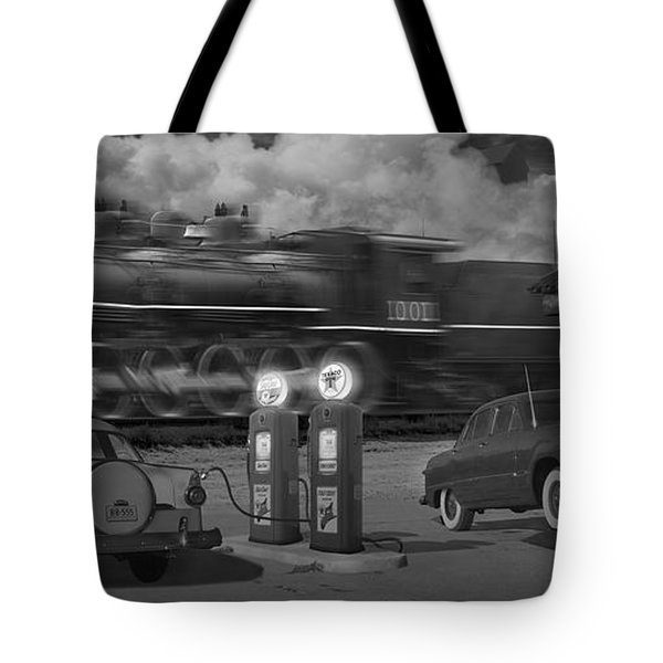 The Pumps - Panoramic Tote Bag