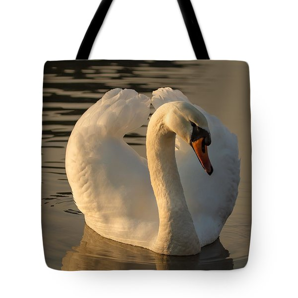 Tote Bag featuring the photograph The Pure In Heart by Rose-Maries Pictures