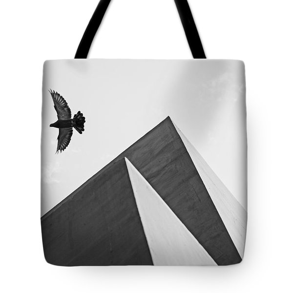 The Pyramids Of Love And Tranquility Tote Bag