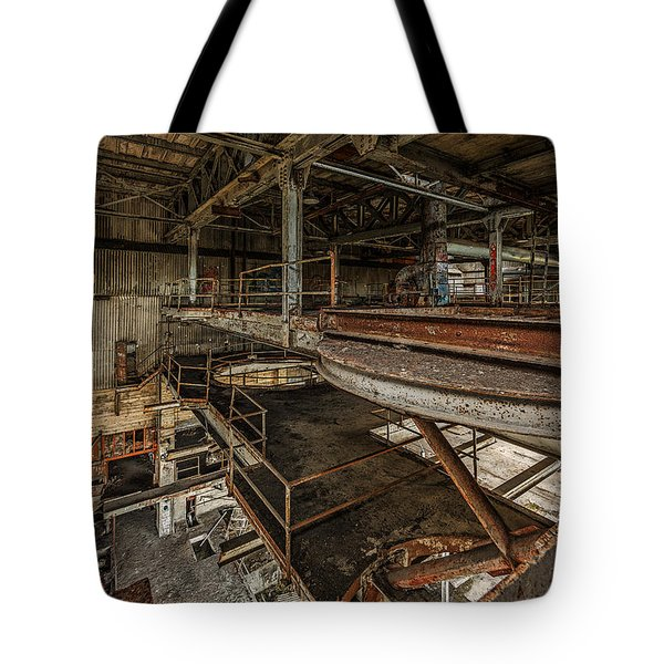 The Quarry - Levels Tote Bag