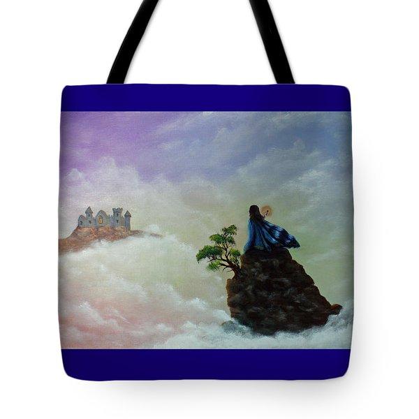 The Queen's Venture Tote Bag