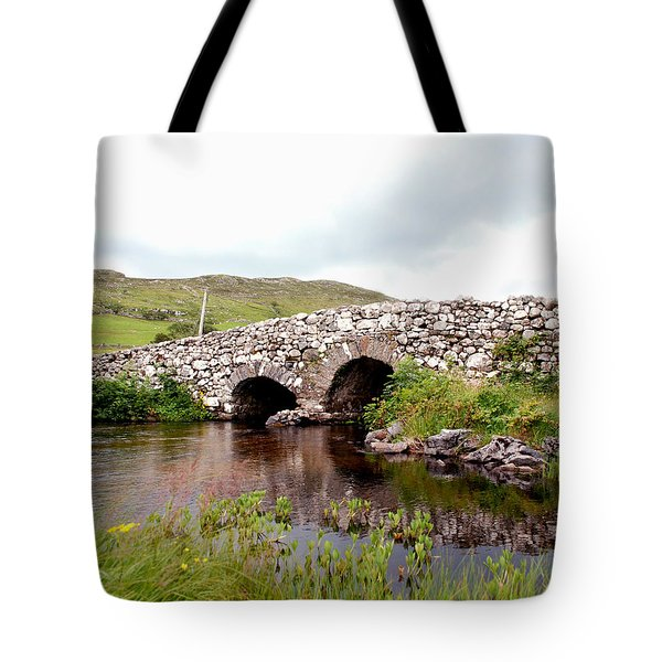 The Quiet Man Bridge Tote Bag