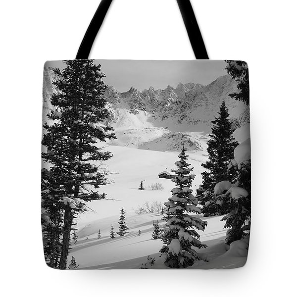 The Quiet Season Tote Bag