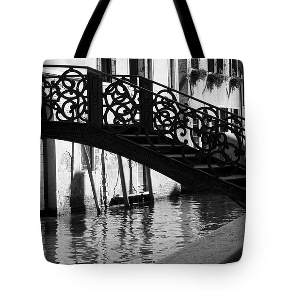 The Quiet - Venice Tote Bag