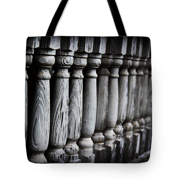 The Railing Tote Bag