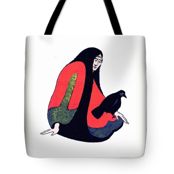 The Raven Ap/2 Tote Bag