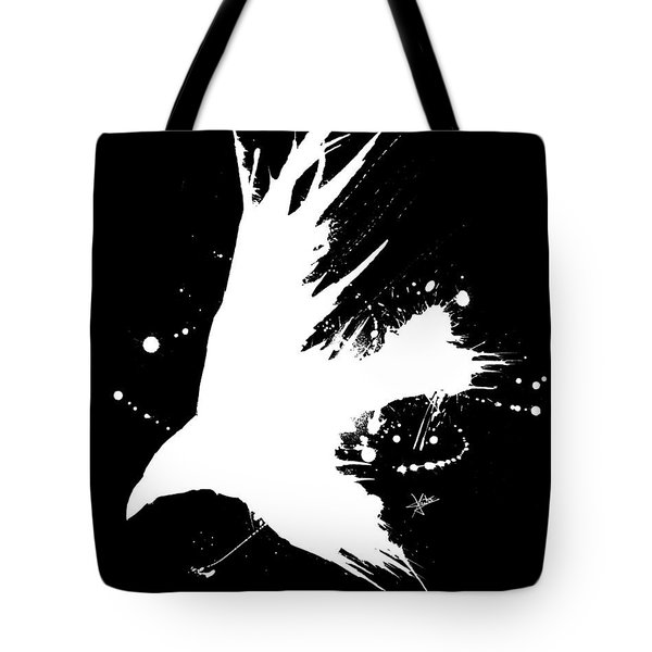The Raven IIl Tote Bag