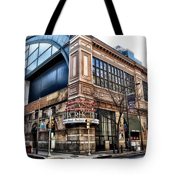 The Reading Terminal Market Tote Bag