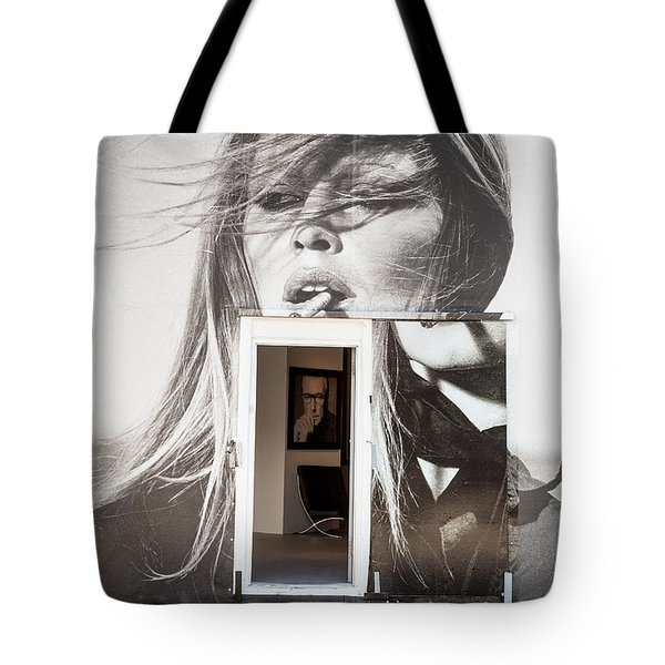 The Art Gallery Within Bridgitte Tote Bag