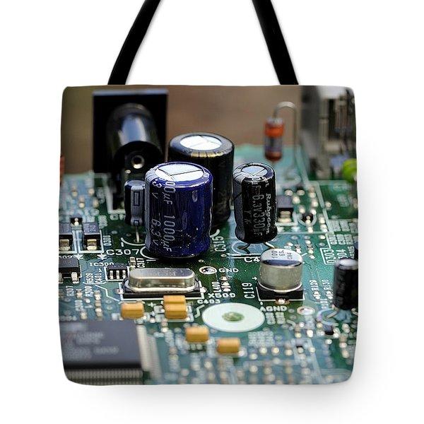 The Real Circuit City Tote Bag