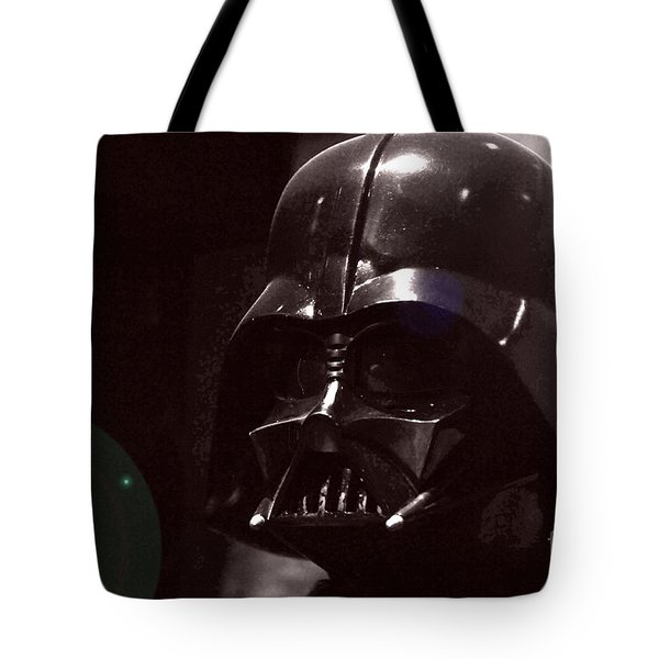 the Real Darth Vader Tote Bag
