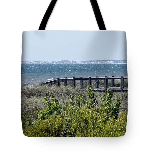 Tote Bag featuring the photograph The Real Gulf Coast by Debra Forand