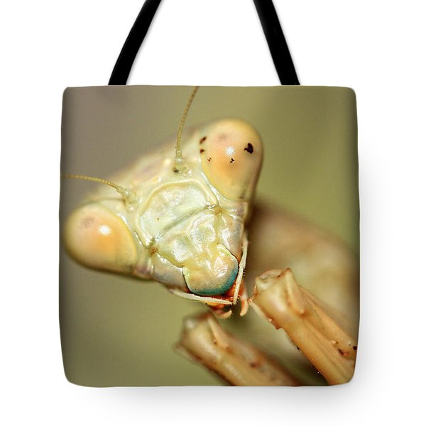 The Real Predator  Tote Bag by Shoal Hollingsworth