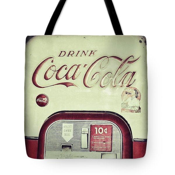 The Real Thing Tote Bag by Traci Cottingham
