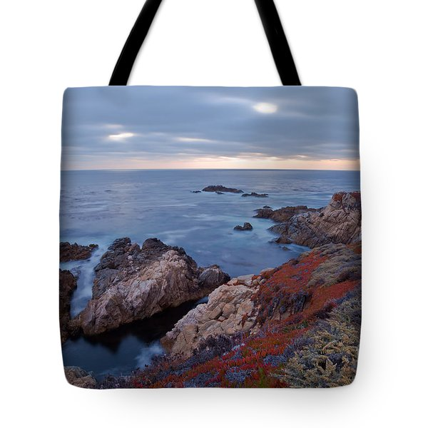 Tote Bag featuring the photograph The Red Carpet by Jonathan Nguyen