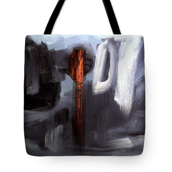 The Red One  Tote Bag
