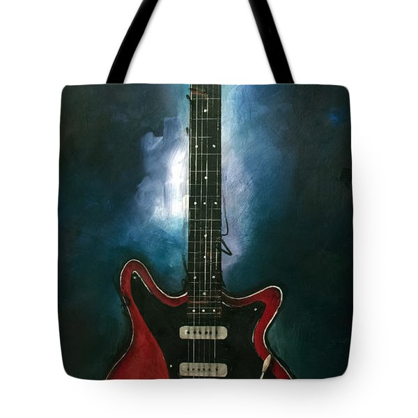 The Red Special Tote Bag