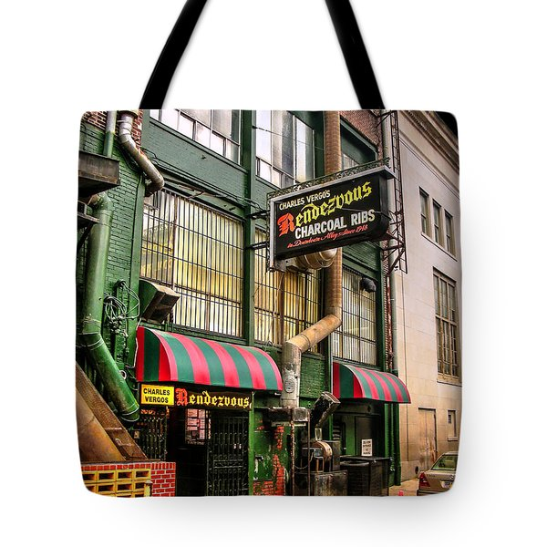 The Rendezvous Tote Bag
