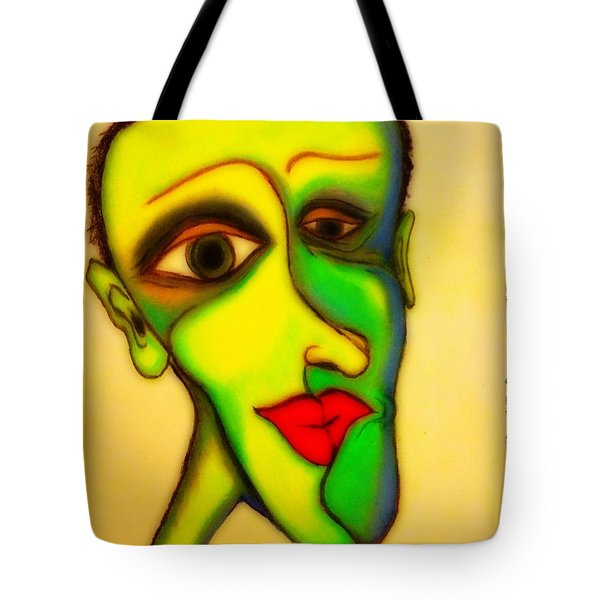 The Resident Tote Bag