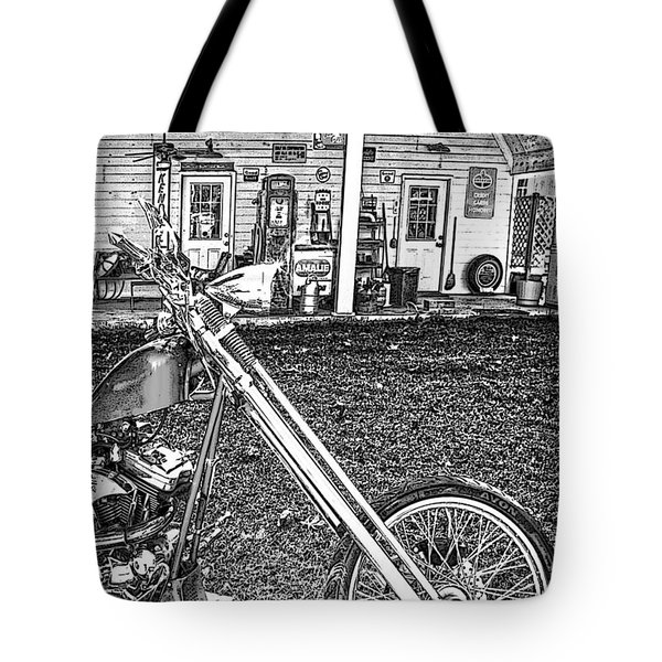 Tote Bag featuring the photograph The Rest   by Lesa Fine