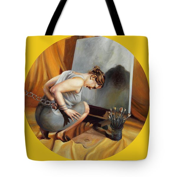 The Restricted Tote Bag by Shelley Irish