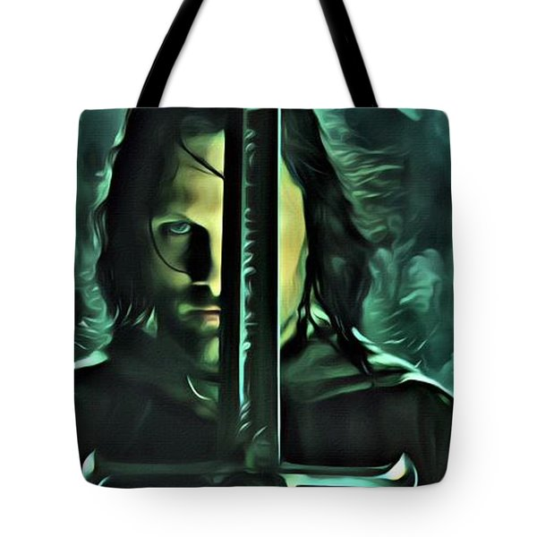 The Return Of The King Tote Bag