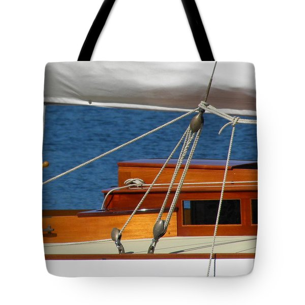 The Rig Tote Bag