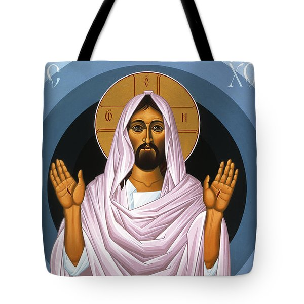 The Risen Christ 014 Tote Bag