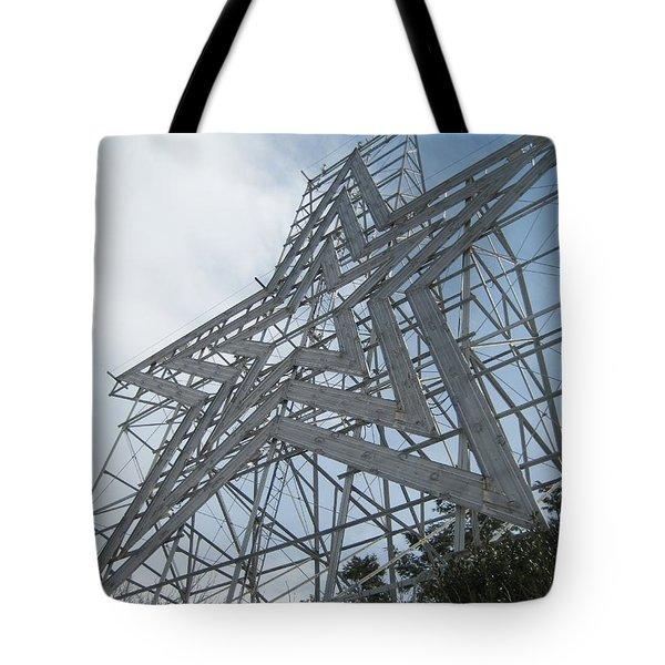 The Rising Star Tote Bag
