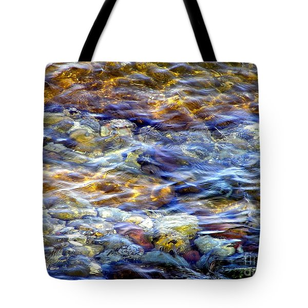 The River Tote Bag by Susan  Dimitrakopoulos